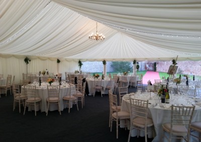 Hospital of St Cross, Winchester  Marquee