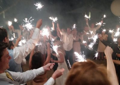 Bury Court Barn Sparklers