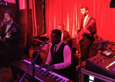 Ramster Hall Band