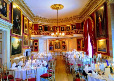 Dining Room At Goodwood House